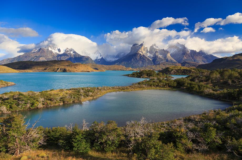 Patagonia lakes travel