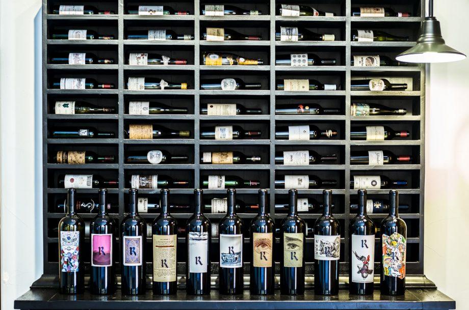 Realm Cellars: Napa's upstart