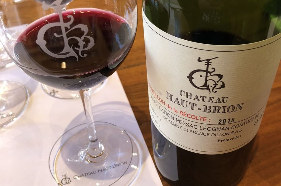 Best Pessac-Léognan and Graves 2018 wines