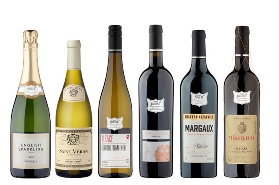 Best Tesco Wines