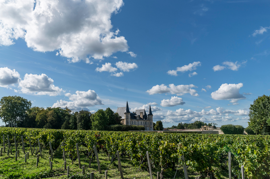 Bordeaux weekend, vineyards guide