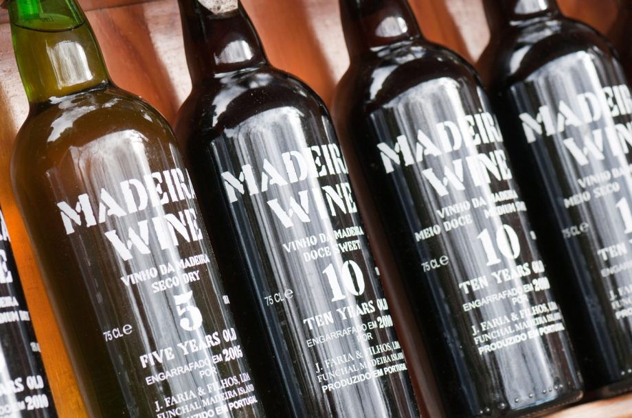 Understanding the different Madeira styles