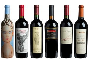Premium South American red blends