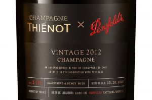 Thienot x Penfolds Champagne