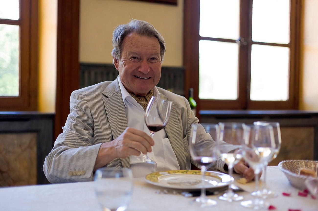 Bordeaux wine legend André Lurton dies