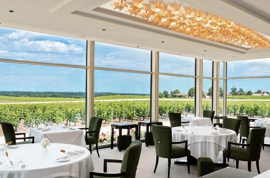 Bordeaux hotels, Chateau Lafaurie Peyraguey