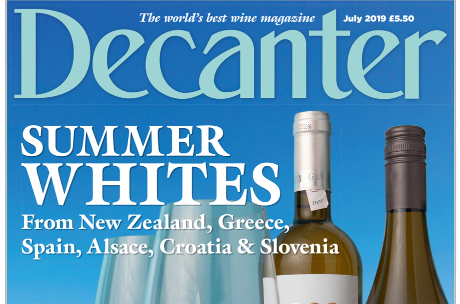 Decanter July 2019