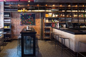 USA Bordeaux wine lists, Terroir wine bar