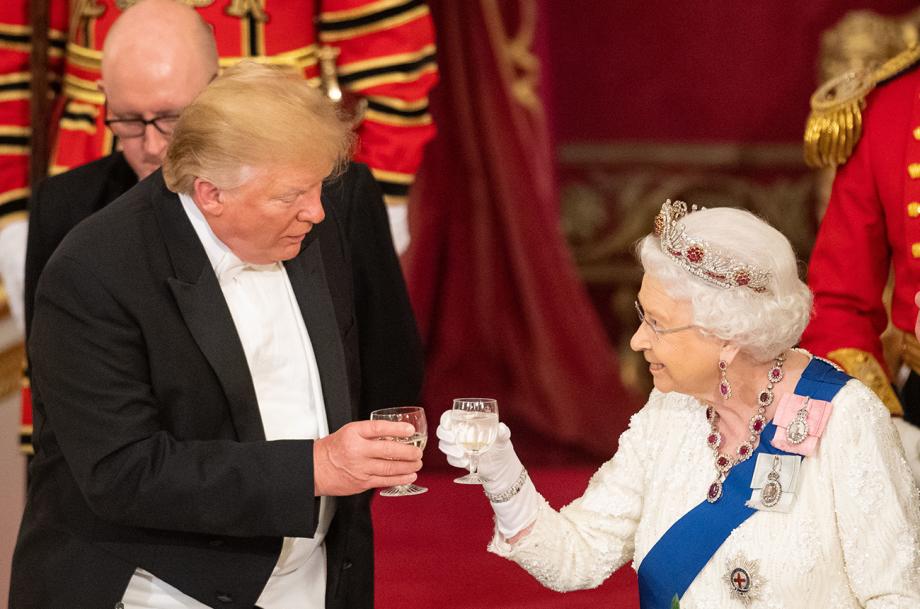 Trump State dinner wines