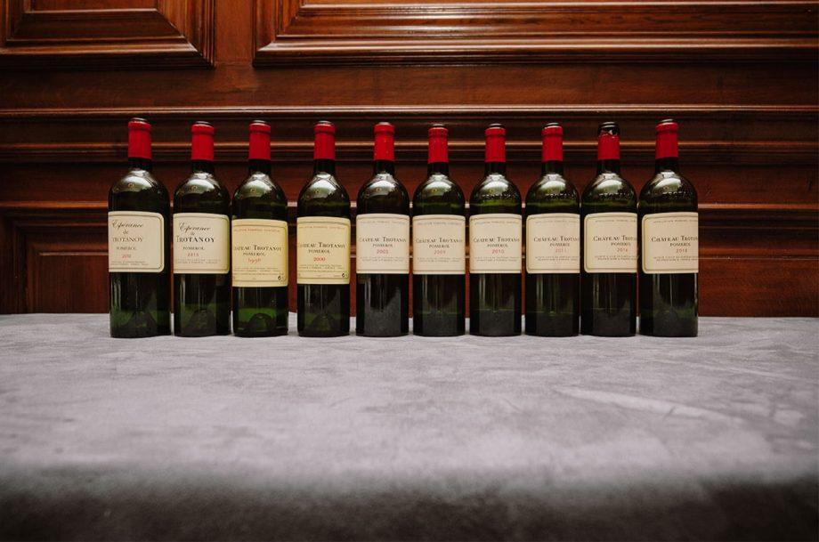 trotanoy wines, pomerol