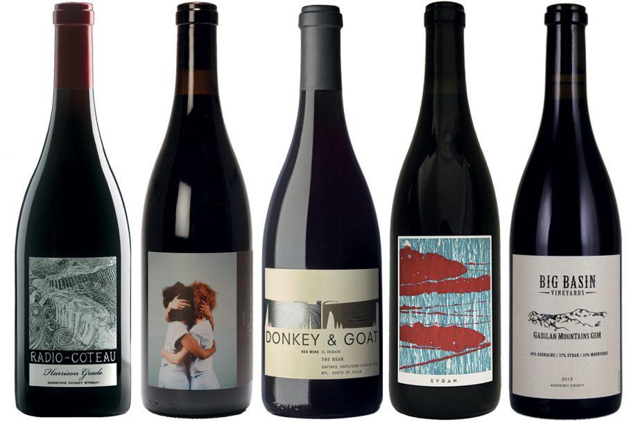 Californian Rhône wines