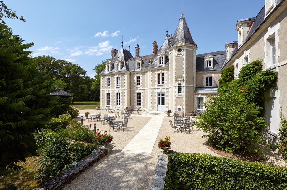 Caudelie Loire hotel