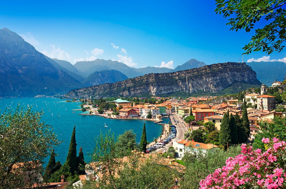 Lake Garda for wine lovers