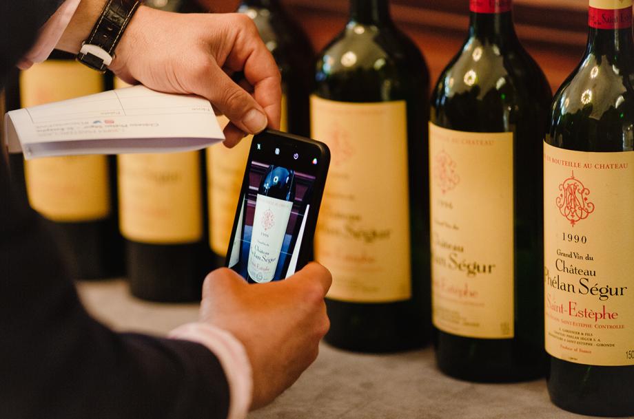wine label translator