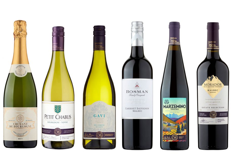 Best Sainsbury's Wines