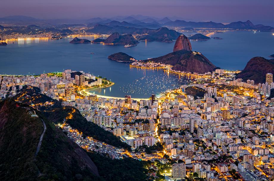 Rio restaurants
