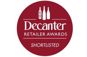 Retailer Awards Shortlist 2019