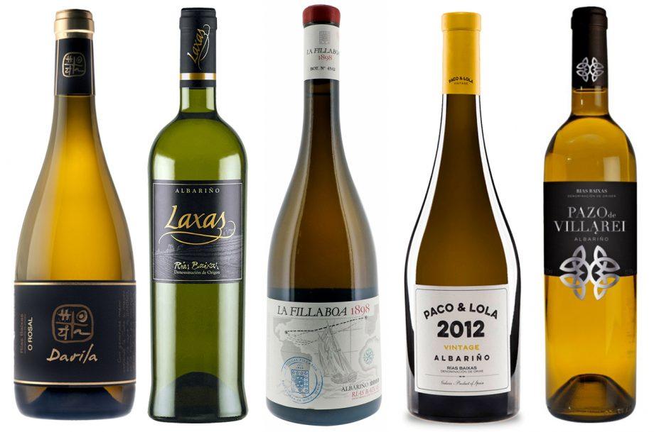 DWWA 2019 Albarino Wines