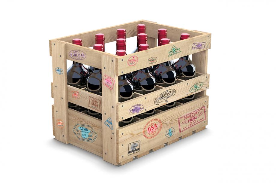 travel shock wine