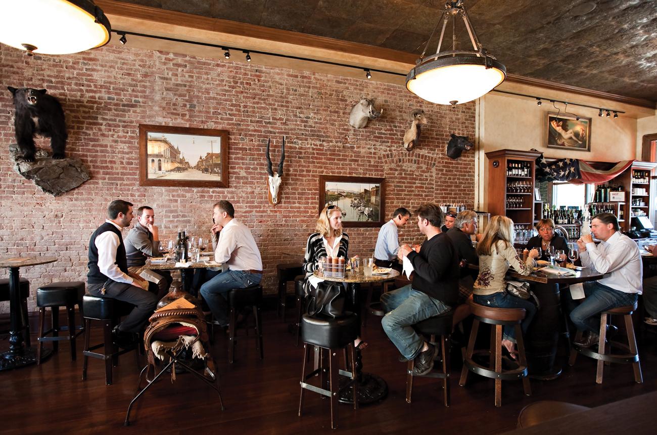 Best Sonoma And Napa Wine Bars Decanter