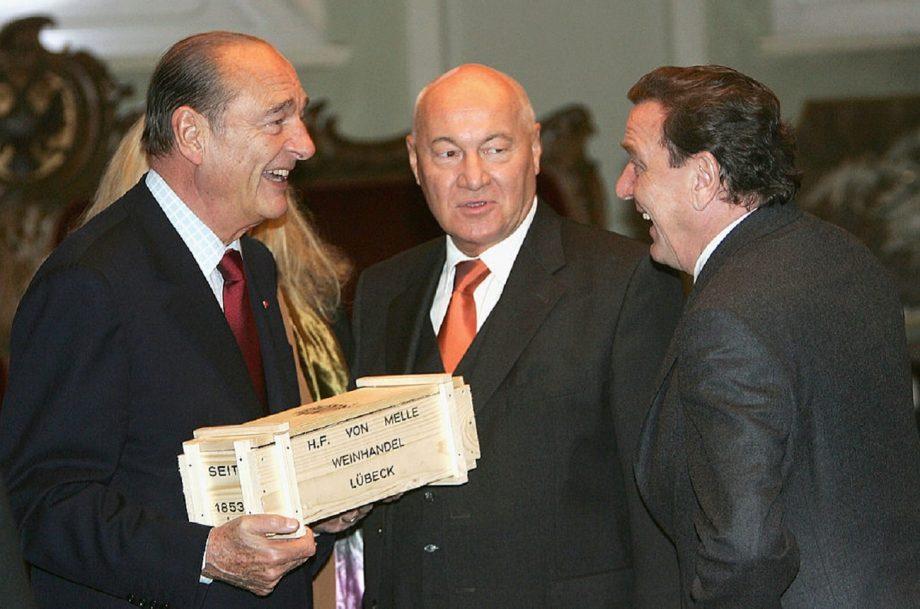 chirac wine