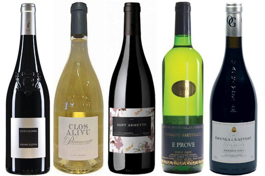 Corsica wines