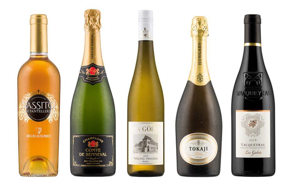 best Lidl wines