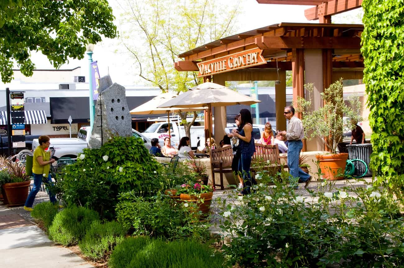 Great places to eat in Healdsburg - Decanter