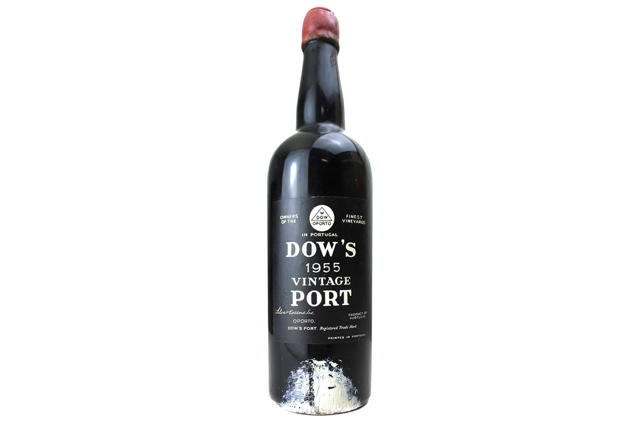 Wine Legend: Dow's Vintage Port 1955 - Decanter