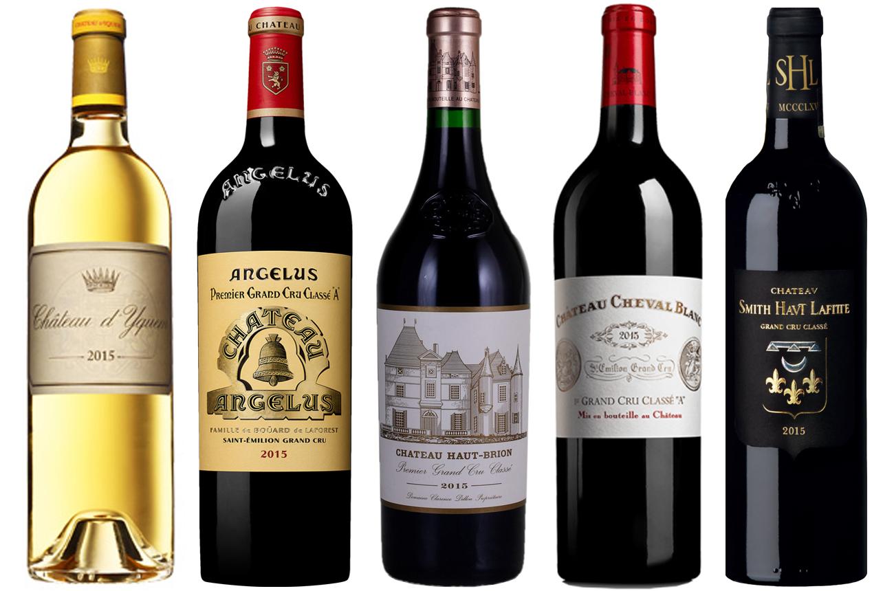 Top 10 Bordeaux 2015 wines - Decanter