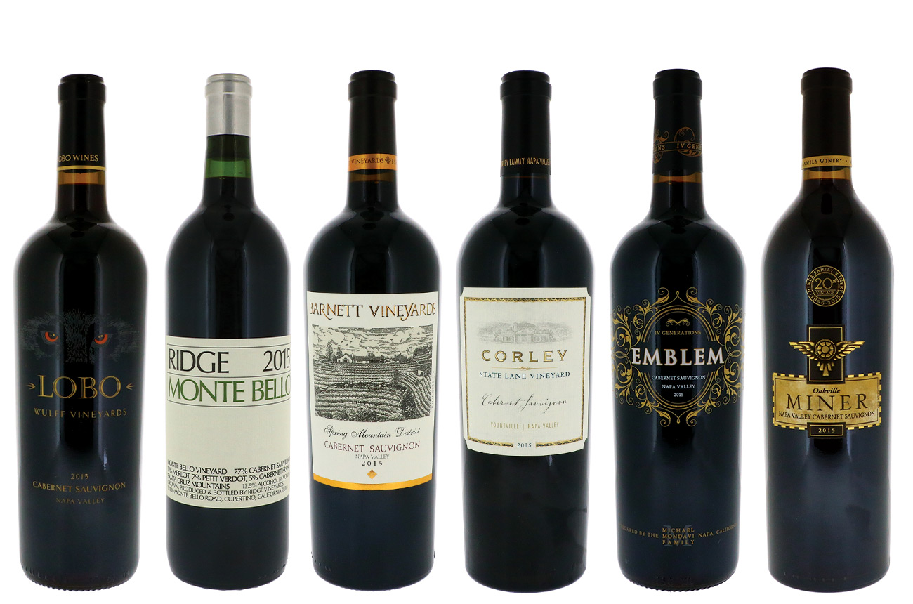 Napa Valley & California Cabernet Sauvignon 2015: Panel tasting results - Decanter