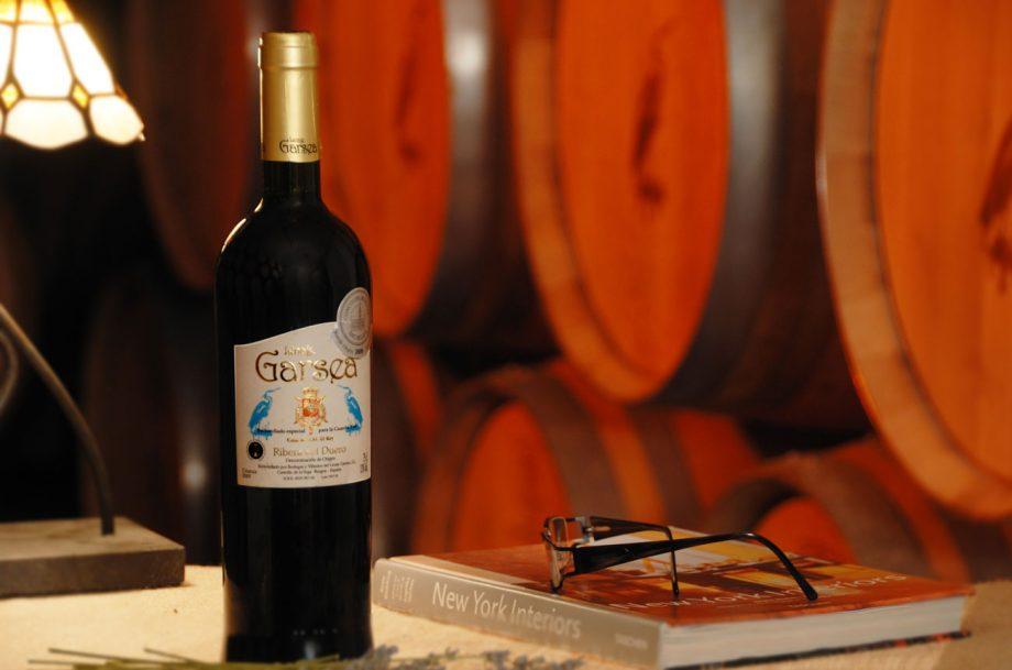 Linaje Garsea wine