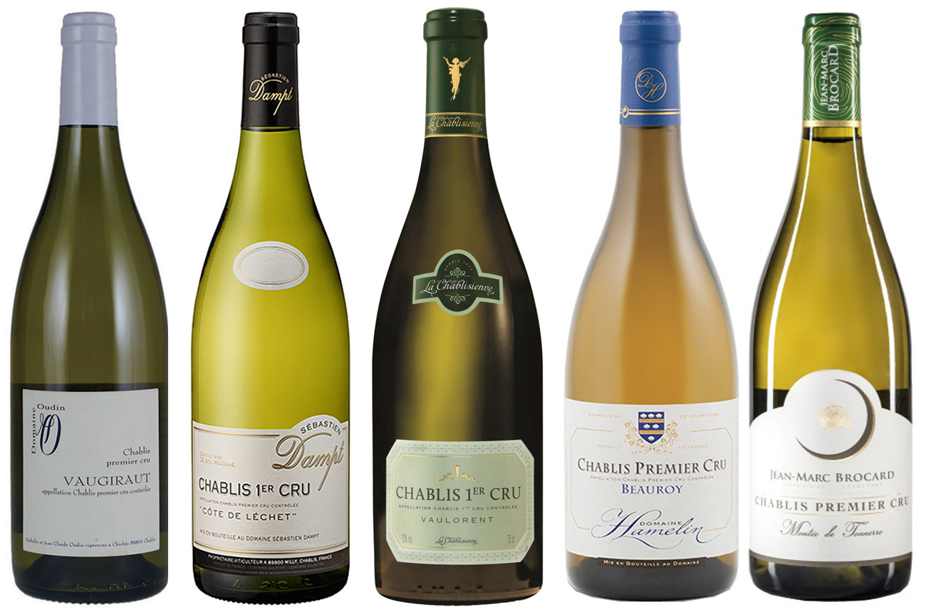 Best Value Chablis 2018 - Top buys