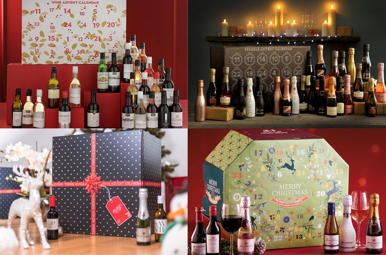 Best wine advent calendars