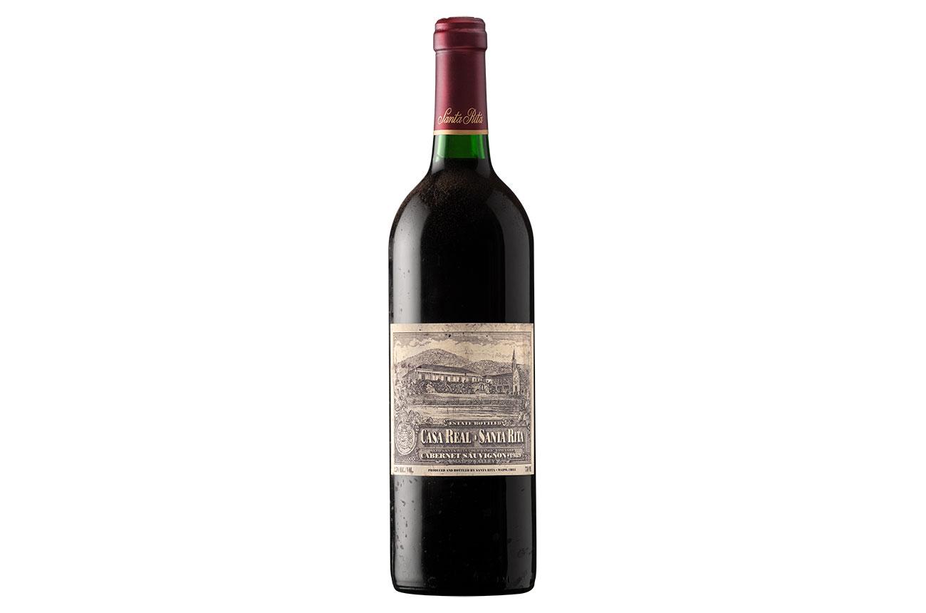 Wine Legend: Santa Rita, Casa Real 1989 - Decanter