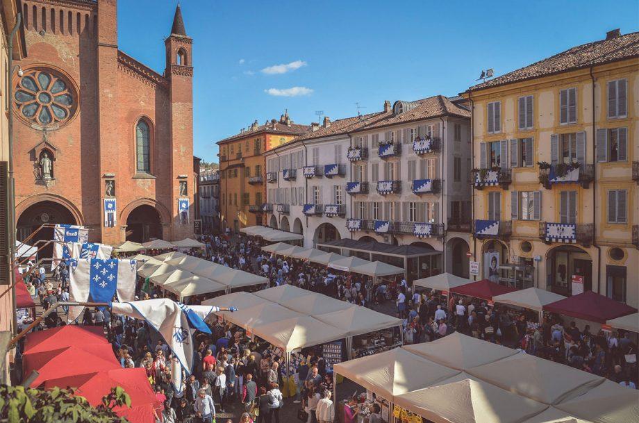 wine festivals 2020, White Truffle Festival