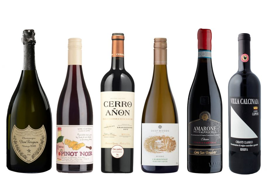 Decanter's top panel tasting wines 2019