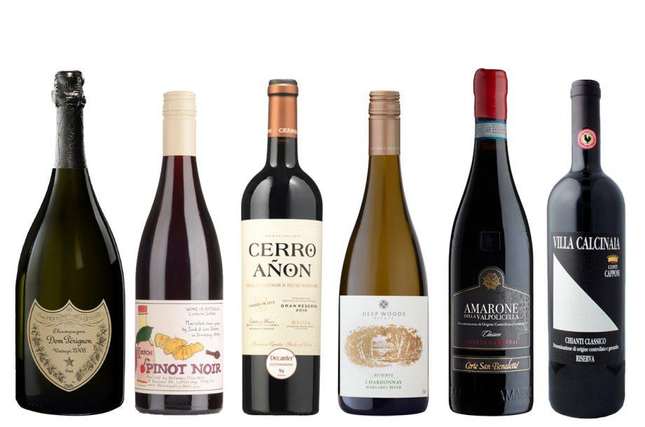Decanter's top panel tasting wines 2019
