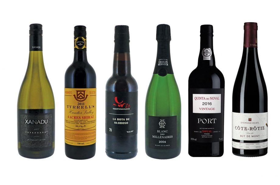 exciting wines 2019