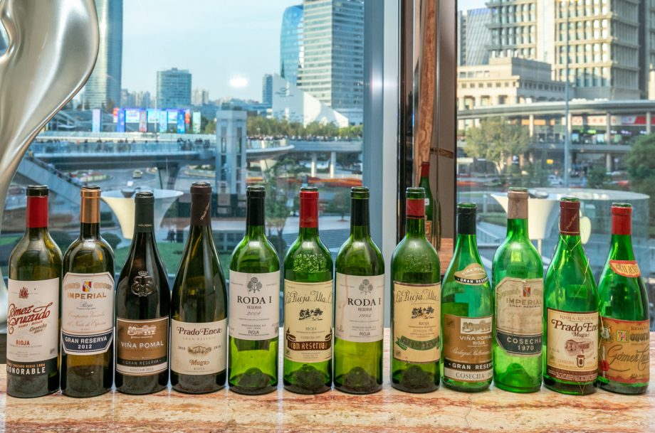 Rioja masterclass Shanghai Encounter 2019