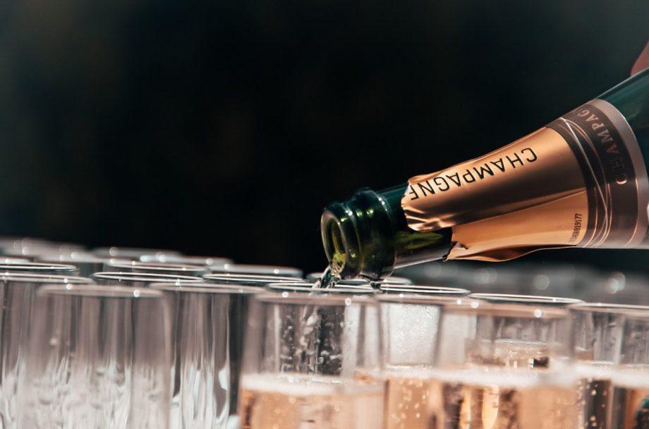 champagne US tariffs
