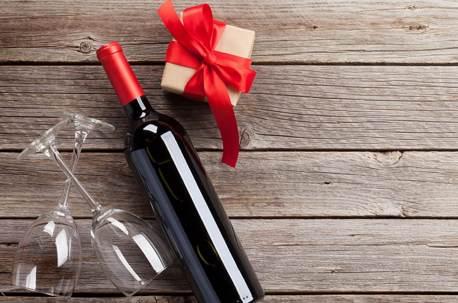 christmas wine gifts