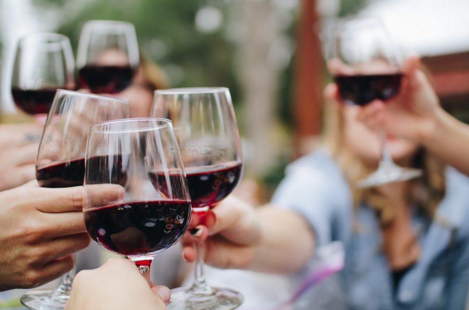 UK budget wine