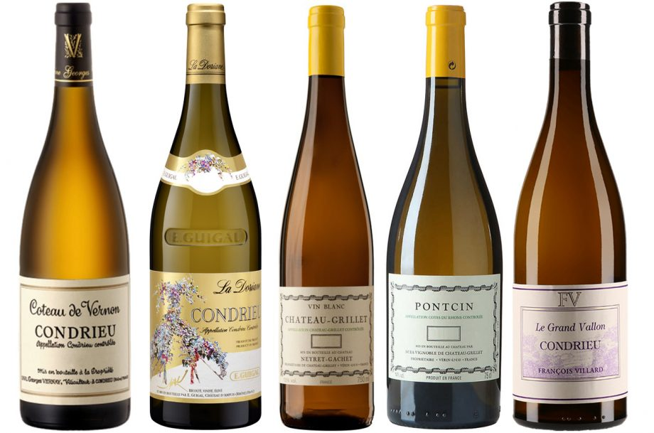 Chateau Grillet and other viognier