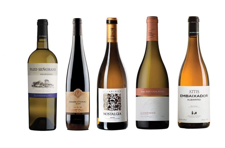 Alvarinho Albariño wines