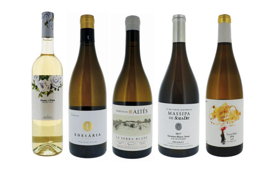 Garnacha Blanca wines