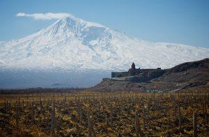 armenian wine, Khor Virap monastery