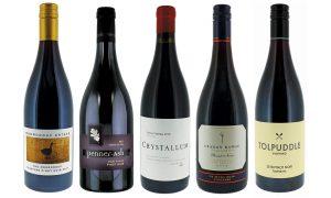 New world Pinot Noir