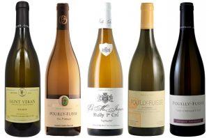 value 2018 white Burgundy