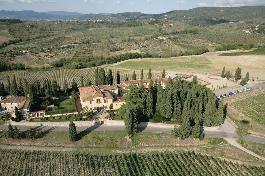 Villa Poggio Casciano Ruffino